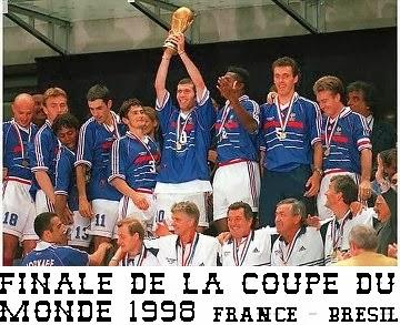 Zidane - Date de la finale de la coupe de france ...
